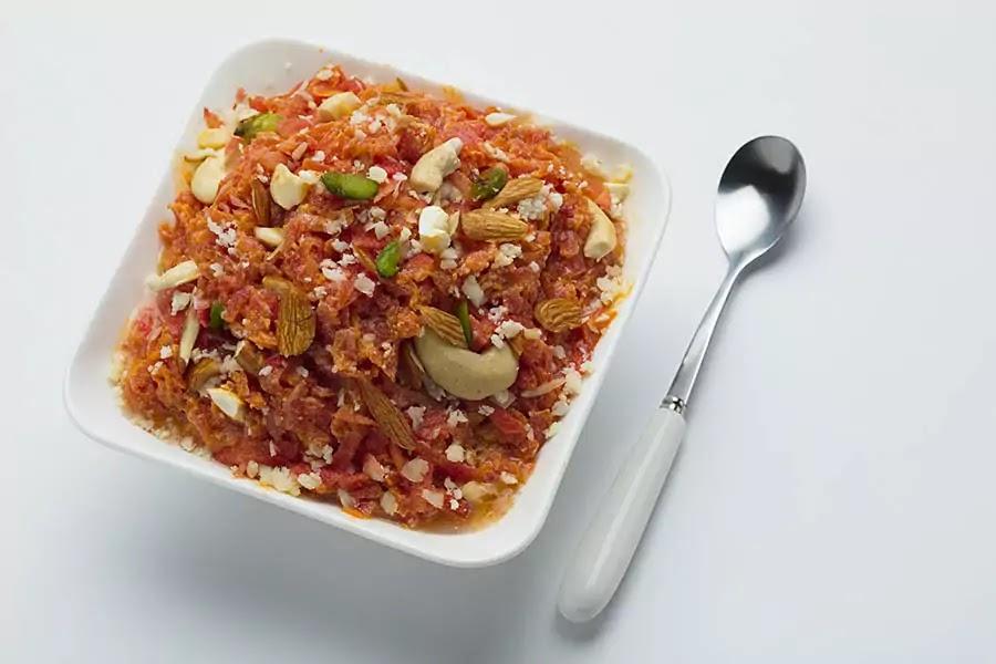 Carrot Halwa Recipe - How to Make Gajar Ka Halwa