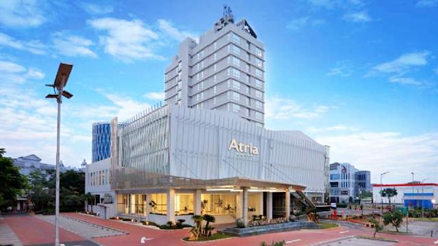 Lowongan Kerja Admin Atria Hotel Gading Serpong Tangerang