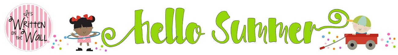 It's Written on the Wall