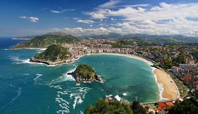 La Concha, Destinasi Laut Unggulan Di Bilbao Spanyol
