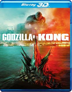 Godzilla vs. Kong [2021] [BD50] [Latino] [3D]