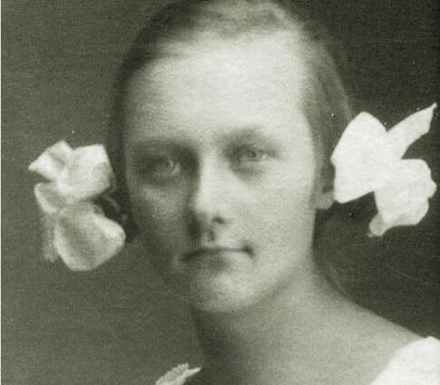 Astrid Lindgren 1923