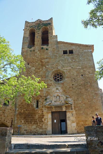 Iglesia de San Pedro, Pals