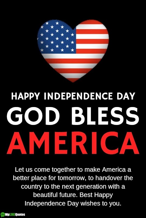 4th Of July: Happy Independence Day USA 2020: Images, Poster, Pictures & Wallpaper