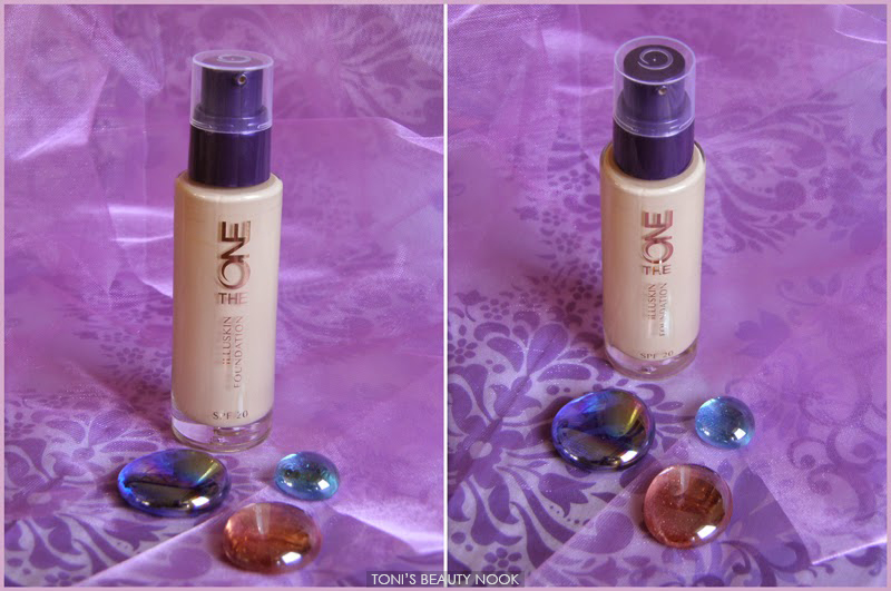 oriflame the-one foundation porcelain