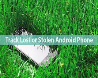 Cara Melacak HP Android Hilang Dengan 2 Opsi Pelacakan