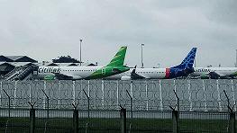 Air Asia Cargo Import Dan Undername Import Garment Shanghai-Jakarta