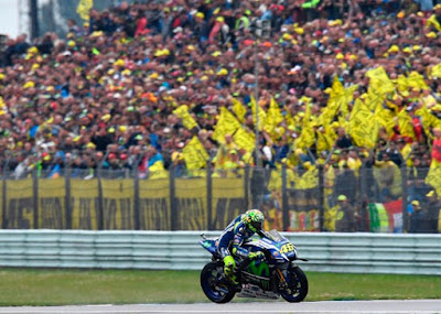 Ini Kemenangan Paling Mengagumkan Rossi di MotoGP