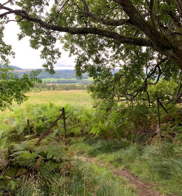 Comrie Croft Perthshire Walking Trails Paths