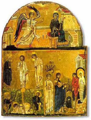 Възкресението на Лазар - Преображение