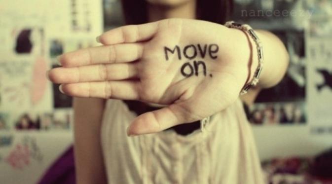 Berikut beberapa cara yang dapat membantu Anda move on dengan cepat.