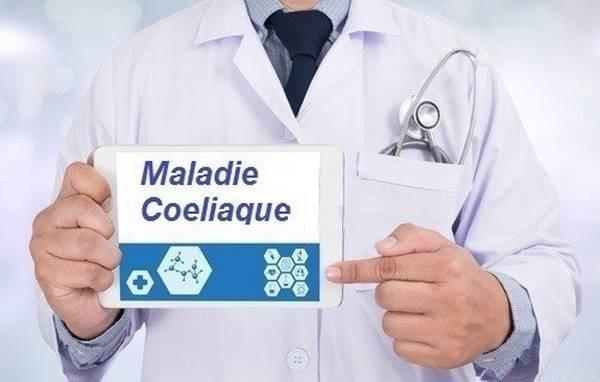 Maladie cœliaque sprue : intolérance au gluten, symptômes