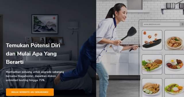 Promo Domain Hosting Niagahoster Juni 2021