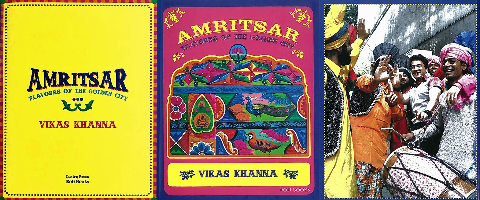 amritsar food walk trail vikas khanna