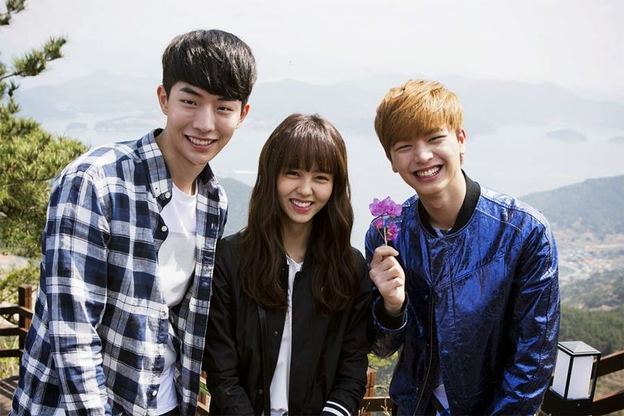 Pemain Who Are You School 2015