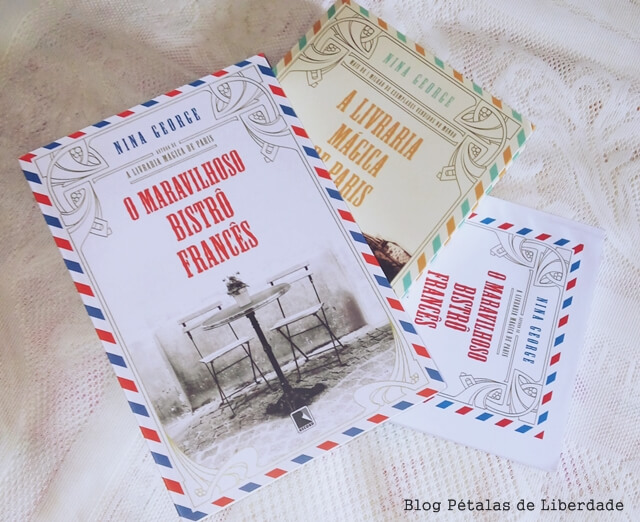Resenha, opiniao, livro, O-maravilhoso-bistrô-francês, Nina-George, editora-record, diagramação, trecho, quote, fotos, capa, sorteio
