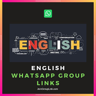 english whatsapp group link