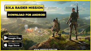 Download SIX.A Raider Mission for Android