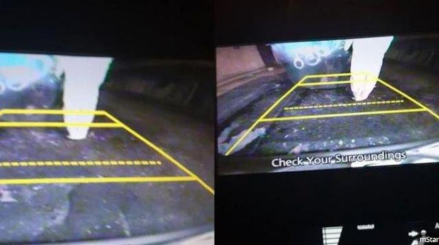 Sosok Pocong Mobil Terekam Kamera Mobil Diparkiran, Wanita Ini Sempat Salah Baca Ayat Suci