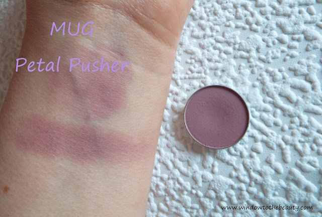 petal pusher mug swatch