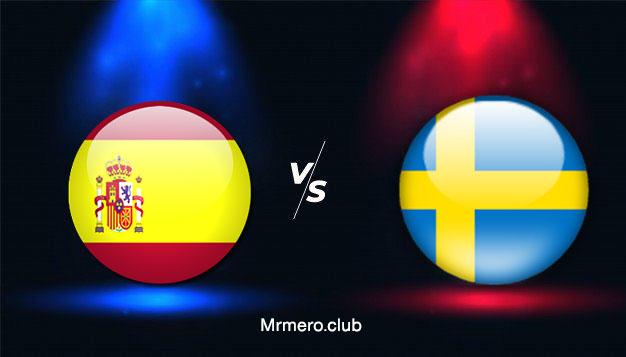 مباراة إسبانيا والسويد اليوم في  يورو 2020