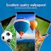 أفضل تطبيق لحصول على خلفيات الى هاتفك | Wallpapers Craft