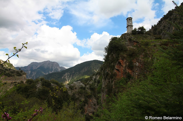 Karaiskakis Tower Above Proussos Monastery Tripology Adventures Off-Road Trip Central Greece