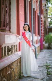 Hoa khôi Đại học Huế sở hữu thành tích 'khủng' dự thi Hoa hậu Việt Nam 2020 - ảnh 1