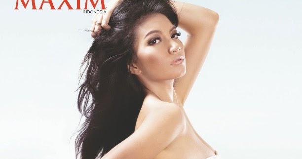 Girindra Kara Model Maxim Indonesia