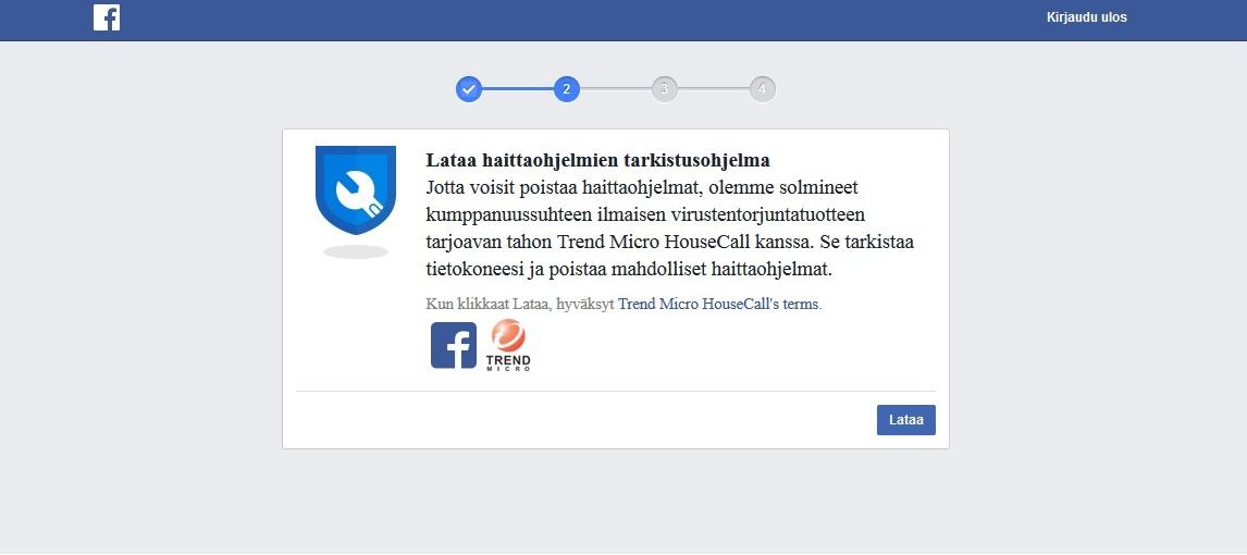 facebook ylläpito Pieksamaki