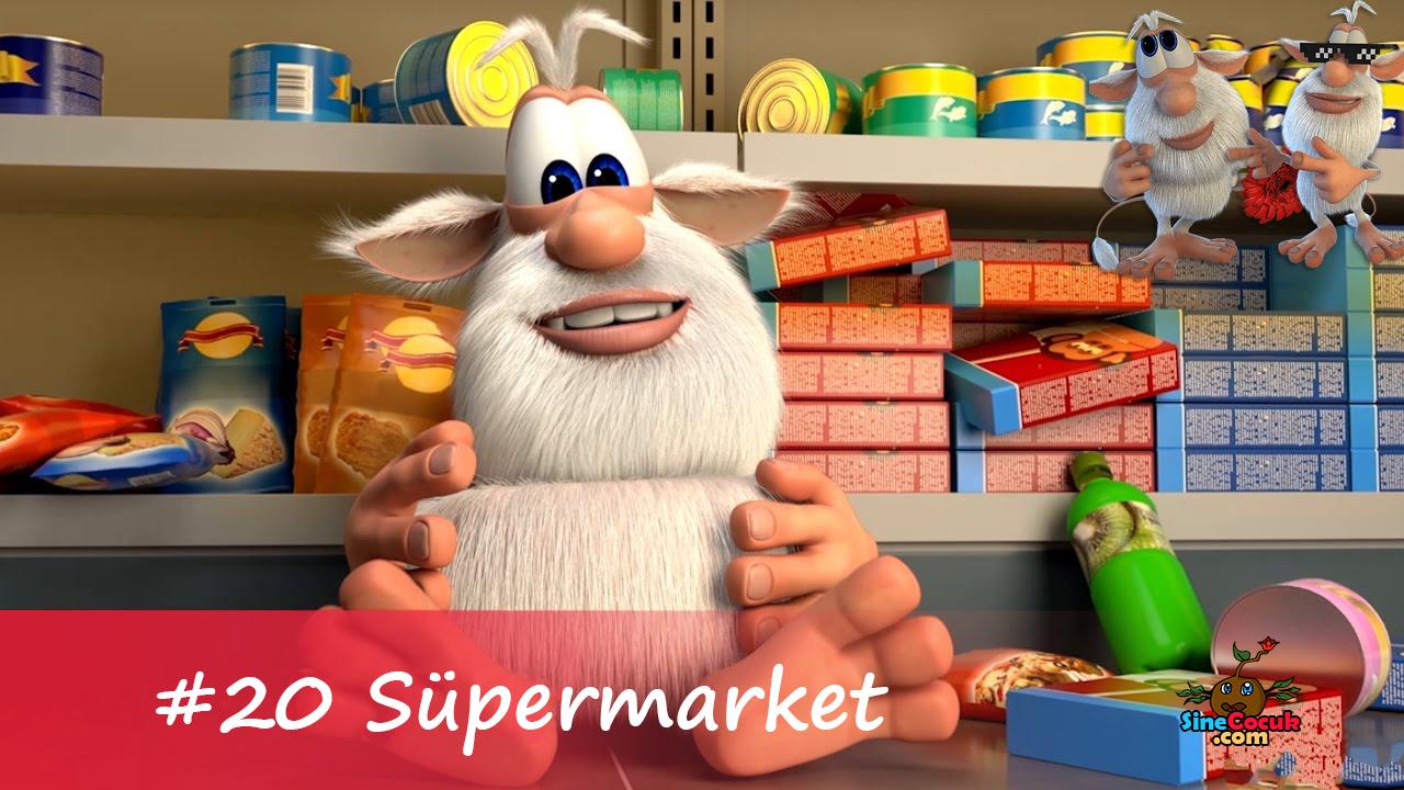 Booba: 20.Bölüm - Süpermarket izle