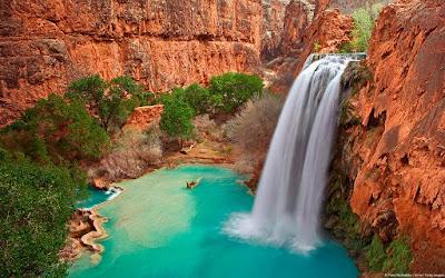 Hasavu Waterfall – Arizona