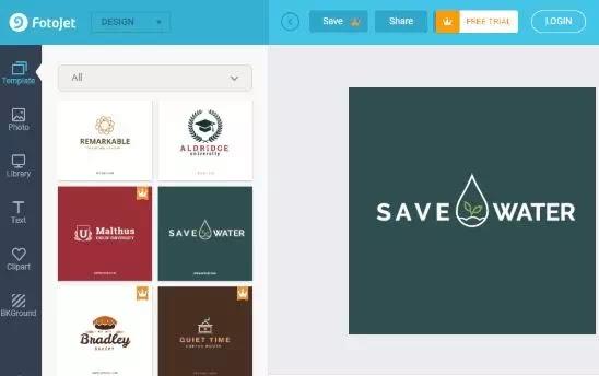 Cara Membuat Logo Teks Secara Online-4