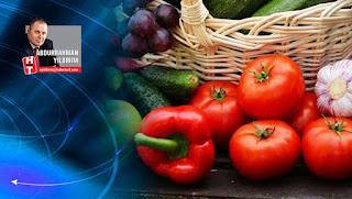 Meyve ve sebzeye Yapılan Zammın Nedeni Nedir