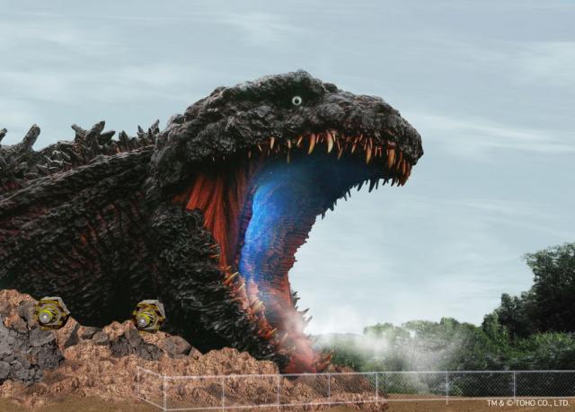 Sugoi! Akan Ada Godzilla Raksasa Asli di Jepang