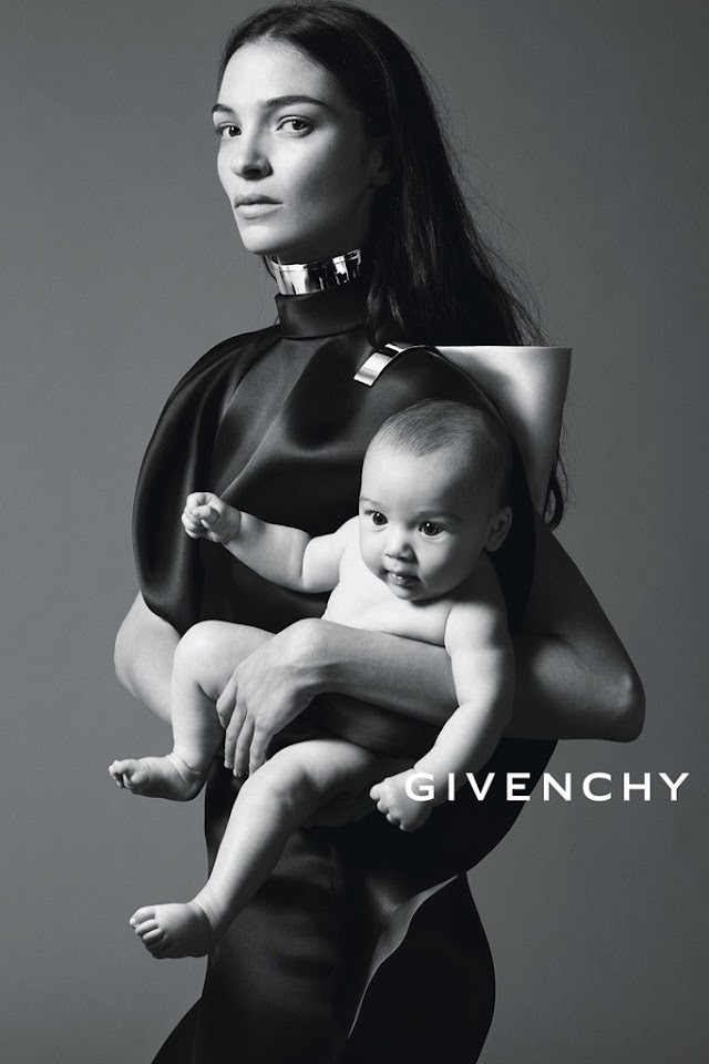 GIVENCHY SS2013 AD CAMPAIGN