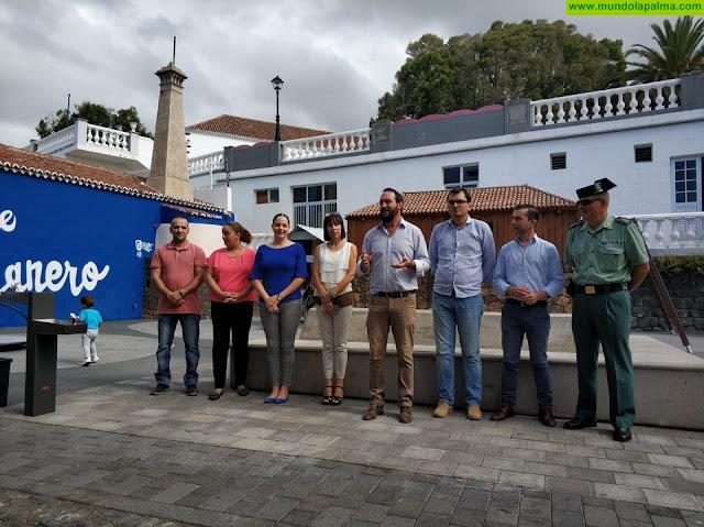 Tijarafe inaugura el Parque El Granero