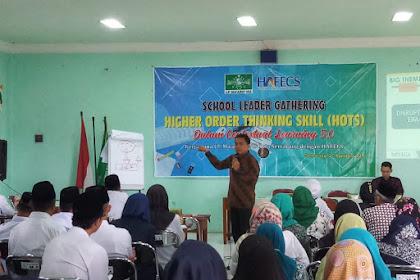 LP Ma'arif NU Kota Semarang Gelar Pelatihan HOTS