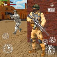 Counter Terrorist Stealth Mission Battleground Mod Apk
