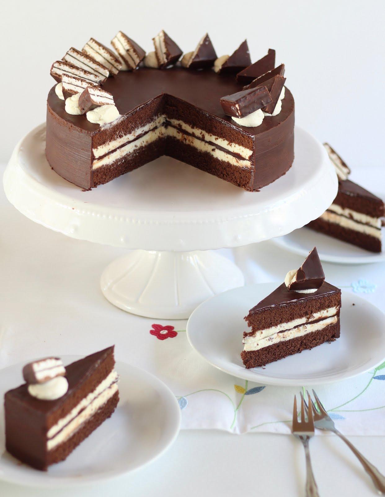 631dad67a7 Schnelle und super leckere Kinder-Pingui-Torte | Das Original ...