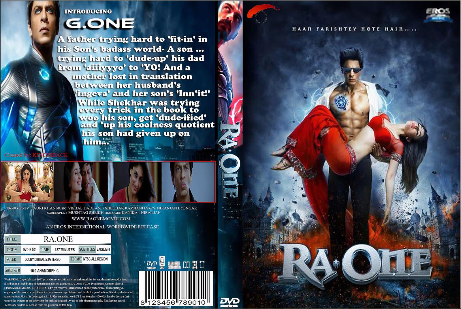 Ra One Kinox.To