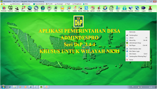 Aplikasi Pemerintahan Desa AdmindesPro