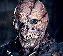 Rostro o cara horrible de Jason Voorhees