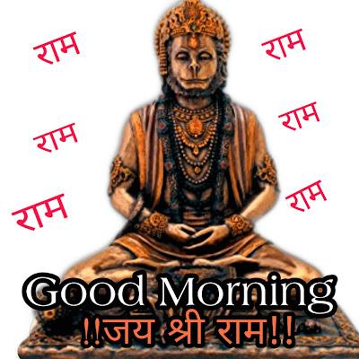 165 plus Good Morning Hanuman Ji Images