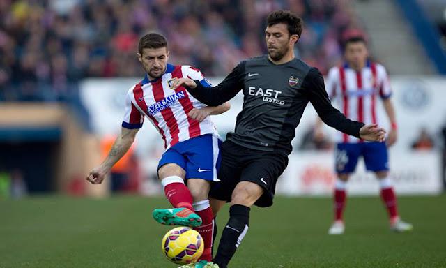 Prediksi Bola Levante vs Ateltico Madrid Liga Spanyol