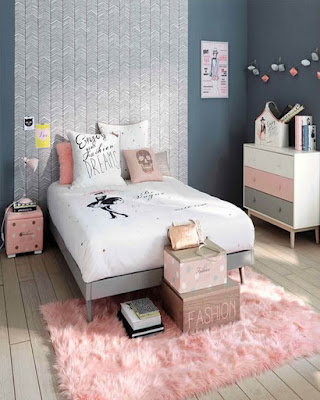 Decoración de cuartos JUVENILES que estan de moda tumblr MODERNOS