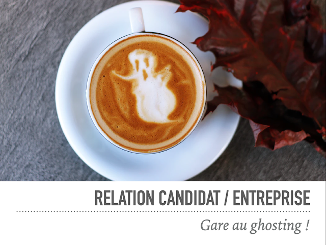 Relation candidat / entreprise : Gare au ghosting !