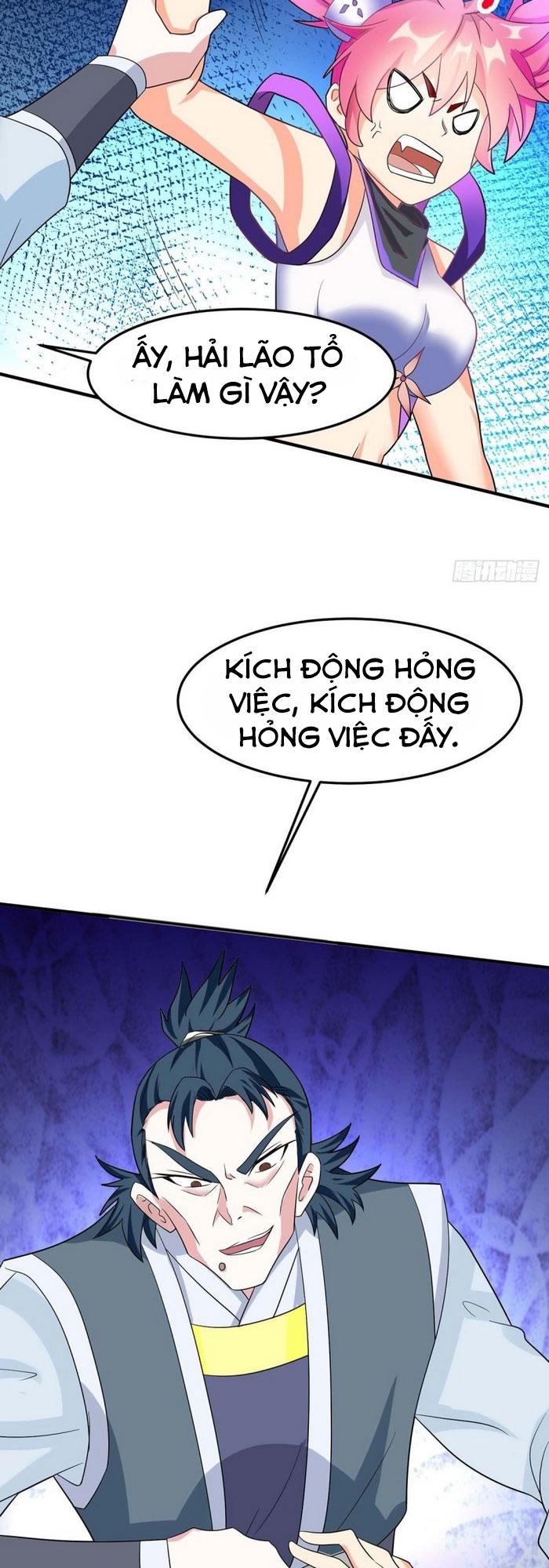 Tiên Đế Qui Lai chap 127 - Trang 12