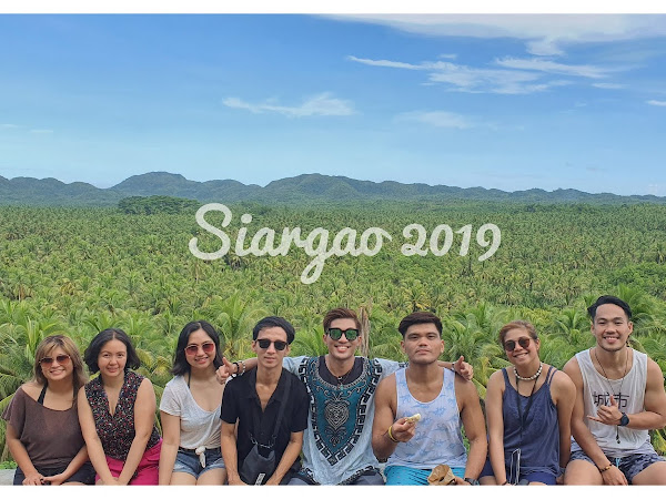 Travel Diary: Days of Bliss in Siargao