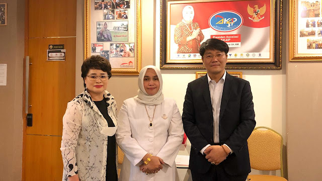 PT Imza Rizky Jaya Group Bahas Kerjasama Investasi Internasional dengan Perusahaan Magnatech dan PT MIT